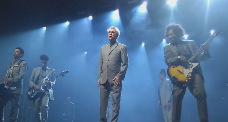 David Byrne BBK Live 2018